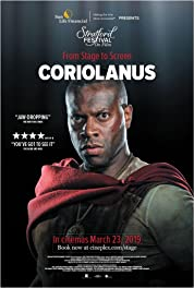 Coriolanus (Stratford Festival) (2019) poster