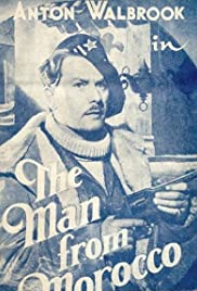 The Man from Morocco Poster