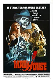 Madhouse (1974) Poster - Movie Forum, Cast, Reviews