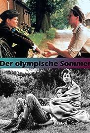 Der olympische Sommer Poster