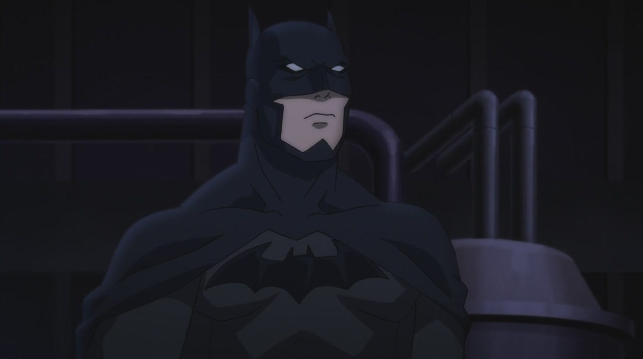 Batman: Mala Sangre (Batman: Bad Blood)