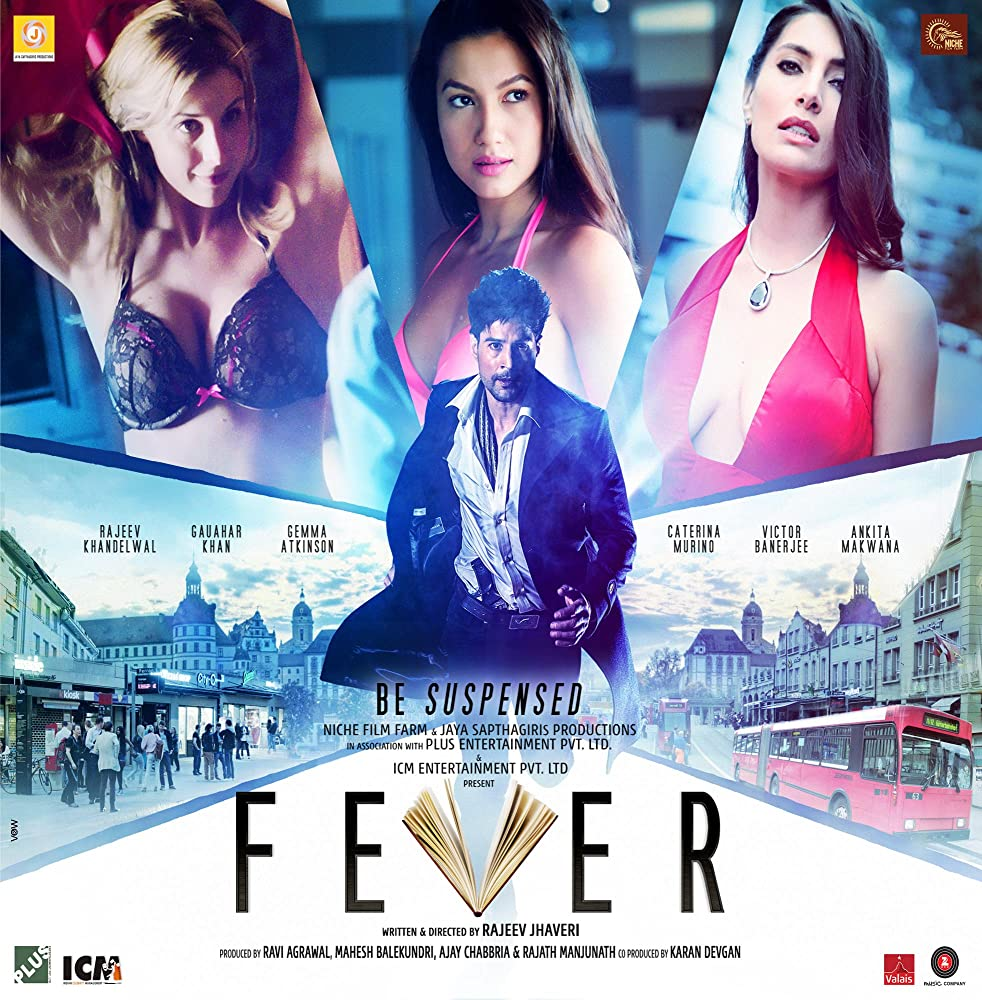 Fever 2016 720p HDRip Free Download Watch Online
