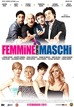 Mujeres contra hombres -