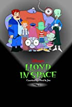 Image of Lloyd in Space
