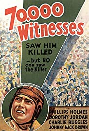 70,000 Witnesses Poster