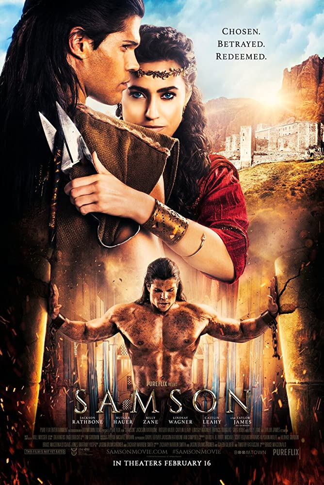 Samson movie poster thumbnail link to detail view