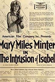 The Intrusion of Isabel Poster
