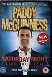Paddy McGuinness Saturday Night Live 2011 Poster