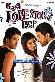 Kya Love Story Hai(2007) Poster - Movie Forum, Cast, Reviews