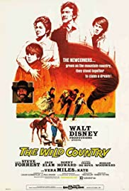 The Wild Country (1970) Poster - Movie Forum, Cast, Reviews
