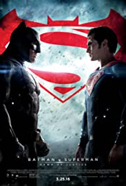 Batman v Superman: Dawn of Justice (2016) Poster - Movie Forum, Cast, Reviews