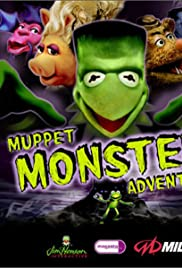 Muppet Monster Adventure Poster