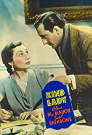 Kind Lady (1935) Poster - Movie Forum, Cast, Reviews
