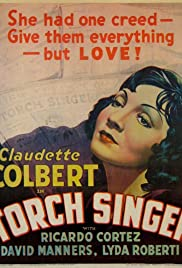 Torch Singer (1933) Poster - Movie Forum, Cast, Reviews