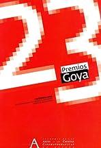 23 premios Goya