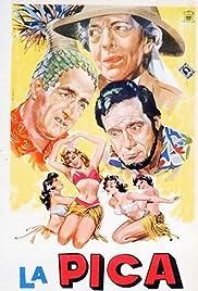 La Pica sul Pacifico Poster