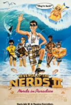 Primary image for Revenge of the Nerds II: Nerds in Paradise