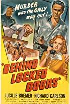 Image of Behind Locked Doors
