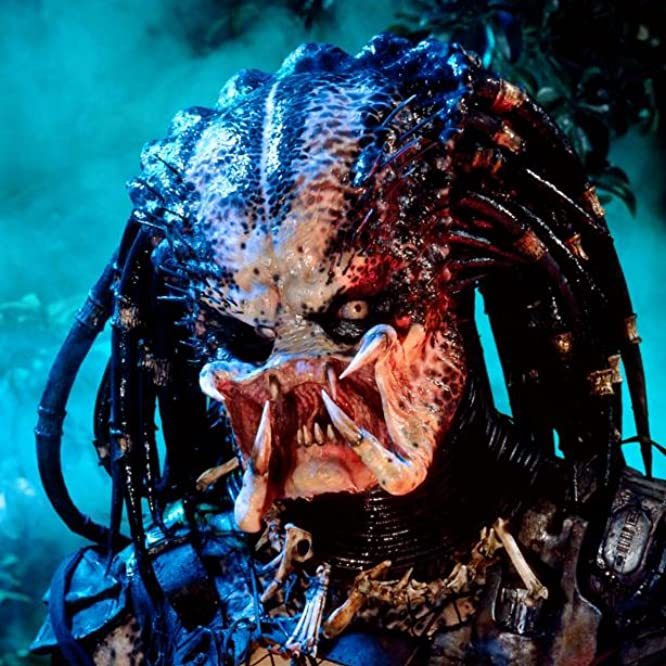 Kevin Peter Hall in Predator (1987)