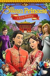 The Swan Princess: A Royal Wedding (2020) poster