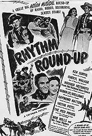 Rhythm Round-Up Poster