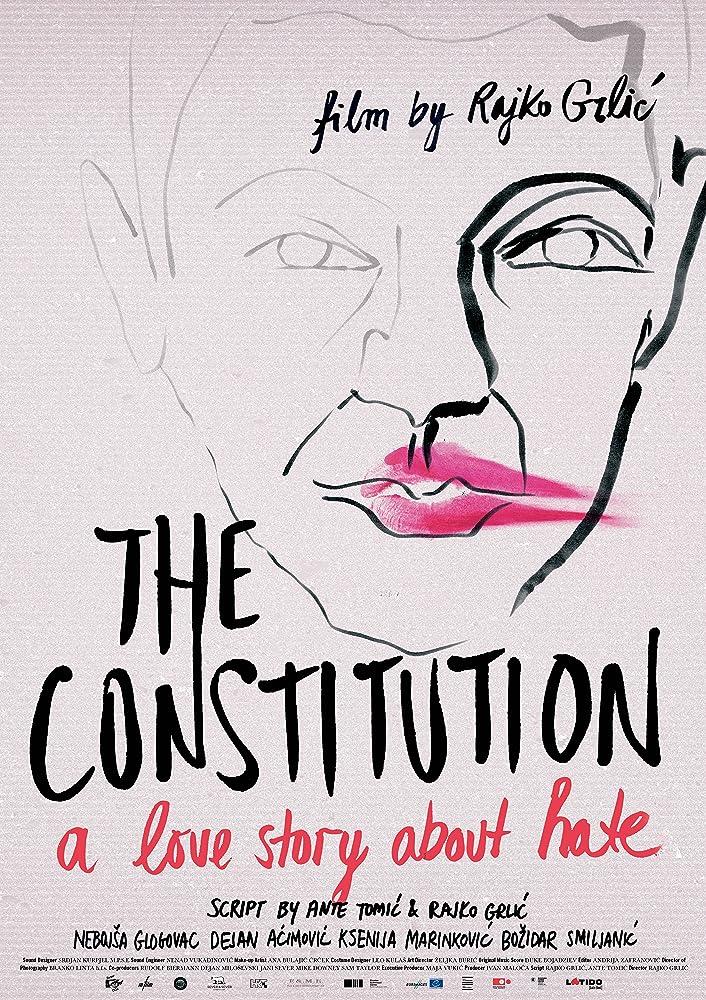 Oglądaj Konstytucja (2016) Online za darmo - Intymna historia miłosna z udziałem trojga ludzi zamieszkujących ten sam budynek w...