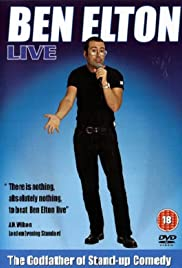 Ben Elton: Ben Elton Live Poster