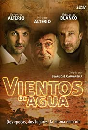 Vientos de agua Poster - TV Show Forum, Cast, Reviews