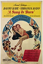 A Song Is Born (1948) Poster - Movie Forum, Cast, Reviews