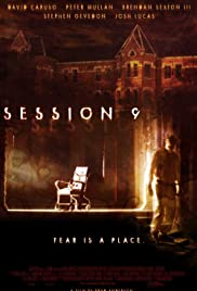 Session 9 (2001) Poster - Movie Forum, Cast, Reviews