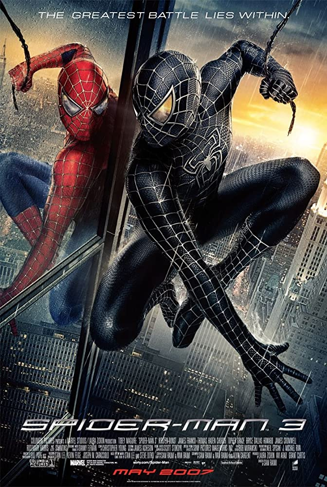 Spider-Man 3 (2007)  Tagalog Dubbed