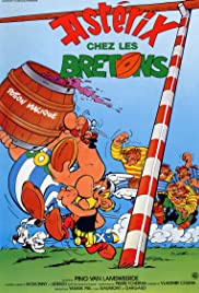 Astérix chez les Bretons Poster