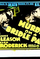 Image of Murder on a Bridle Path