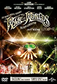 The War of the Worlds: Live on Stage! Poster