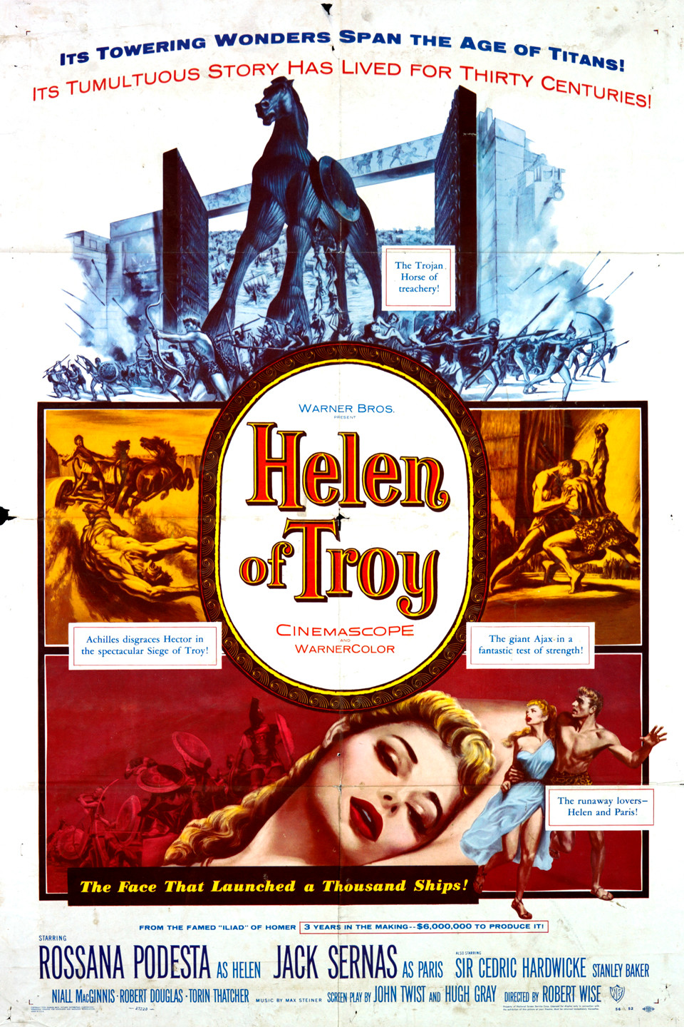 Helen of Troy Watch Full Movie Free Online