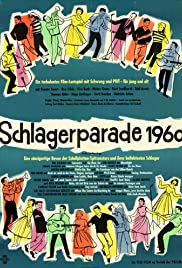 Schlagerparade 1960 Poster