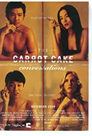 The Carrot Cake Conversations Poster