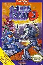 Mega Man 3 (1990) Poster