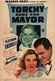 Torchy Runs for Mayor (1939) Poster - Movie Forum, Cast, Reviews