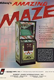 The Amazing Maze Game Poster