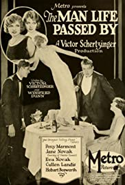 The Man Life Passed By Poster
