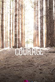 Courage the Movie Poster