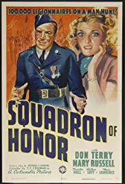 Squadron of Honor Poster