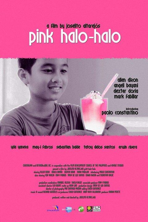 Pink Halo-Halo (2010) HDRip