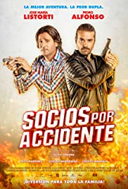 Socios por accidente (2014) Poster - Movie Forum, Cast, Reviews