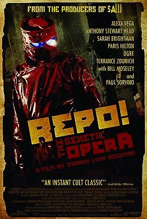 Poster Repo! The Genetic Opera