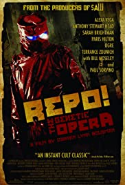 Repo! The Genetic Opera Poster