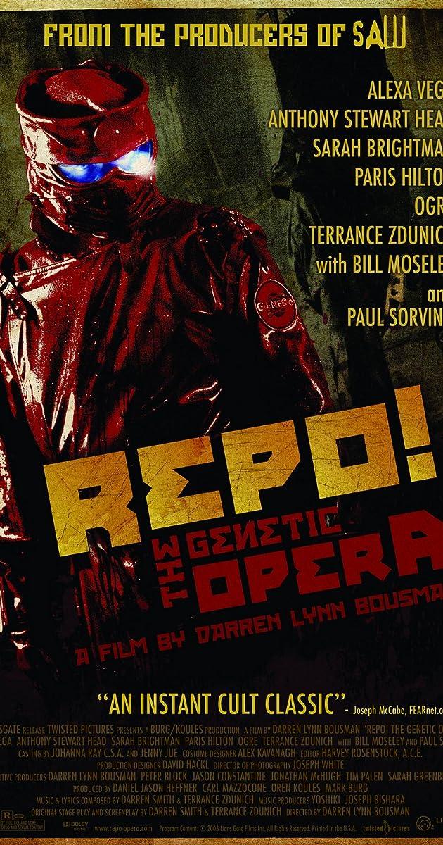 Repo! The Genetic Opera (2008) Bluray 720p 1080p