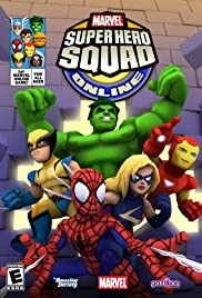 Marvel Super Hero Squad Online Poster