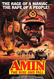 Amin: The Rise and Fall Poster